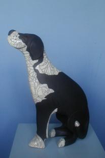 Ceramic Bob The Dog