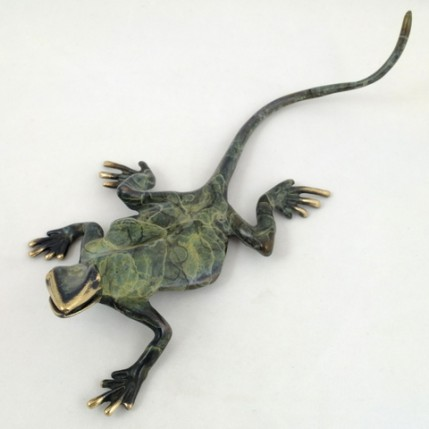 Bronze Gecko Small