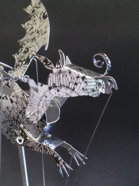 Flying Dragon Automata