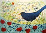 Giclee Print 'Blackbird'