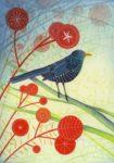 Giclee Pring 'Blackbird 2'