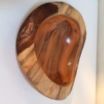 Copper Hare Bowl in Yew