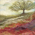 Hand Felted pure wool
