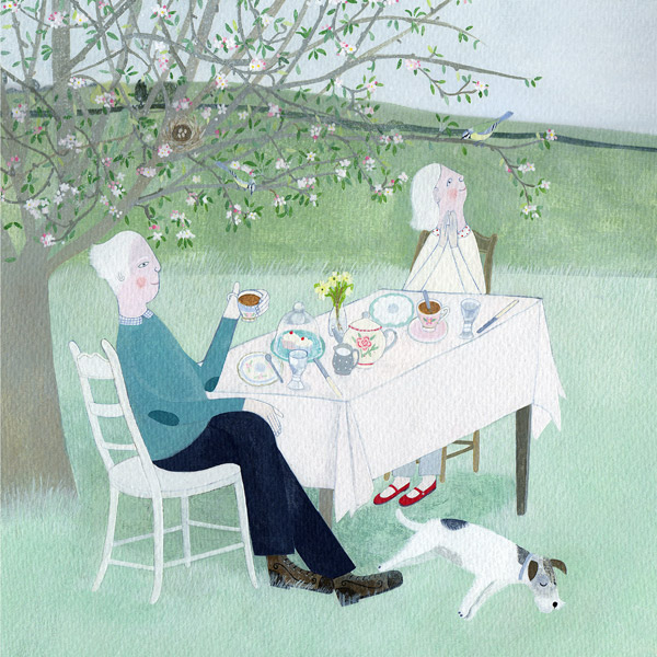 Limited Edition Print 'Afternoon Tea'