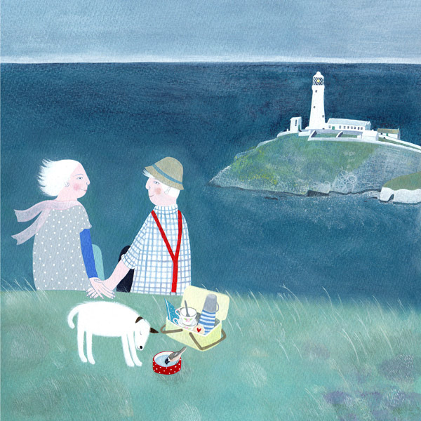 Limited Edition Print 'Our Favourite Spot'