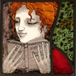 Stained Glass panel Reader l