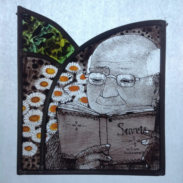 Stained Glass Panel Reader ll