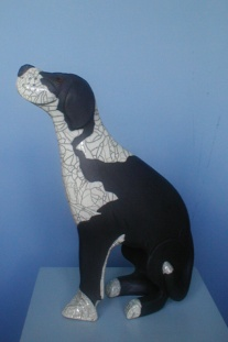 Ceramic Bob The Dog