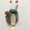 Driftwood Sculpture Tulip Hat