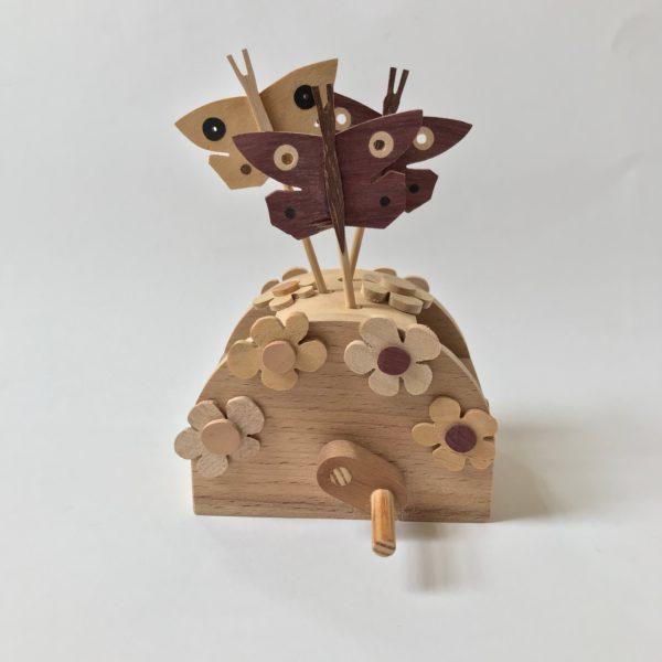 Butterfly automata