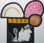 Stained Glass Panel Small Queen