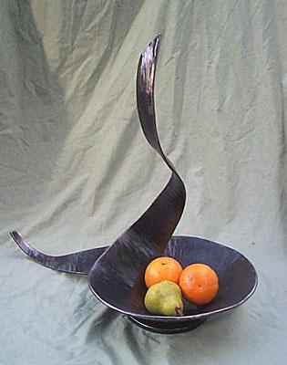 Ribbon Fruit Bowl