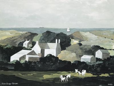 John Knapp Fisher - Mascott Off Pembrokeshire