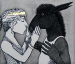 Etching by Frans Wesselman