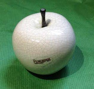 Crackle Glaze Apple