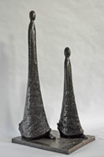 'Adagietto'Stone Resin Sculpture