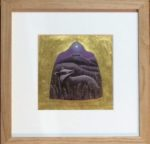 Hand Gilded Limited Edition Print Ancestral Highways