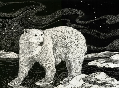 Limited Edition Print Polar Guardian