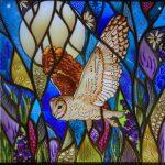 'Owl in Flight'