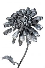 Small Chrysanthemum Sculpture