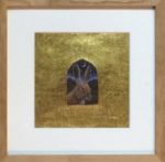 Hand Gilded Limited Edition Print' Window on the Wild Land'