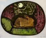 Print 'Foxglove Hare'