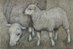 'Ewe and Lamb'