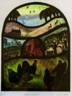Print 'Autumn Quaker'