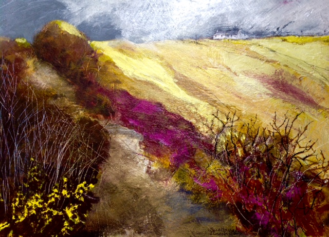 Signed Giclee Print. 'After The Storm'