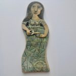 Ceramic Relief  Quilting