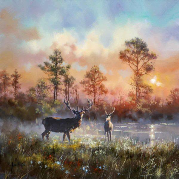 Original painting 'Still Waters'