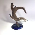 Needle Felted Swimming with Otter Delight