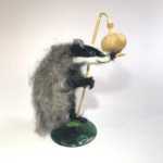 Needle Felted Lightbringer Badger
