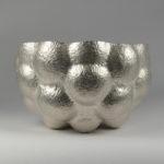 Fine Silver Domes Bowl