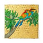Original Watercolour Almond Tree