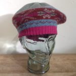 Lambswool Beret May Skinny in Antique