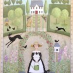 Original Acrylic Folk Art