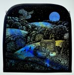 'Moonrise over the Heart of the Woods'