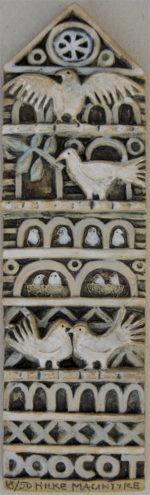 Ceramic Relief Doocot