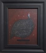 Original Acrylic 'Trolley Bird'