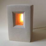 Ceramic Lightbox Spiral Stairs