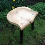 Single Seat in Ash and Oak