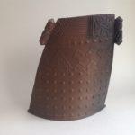 Textured Terracotta Vessel 1