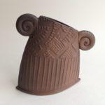 Textured Terracotta Vessel 3