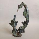 Bronze Smooth Sea Horse