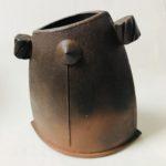 Textured Terracotta Vessel 2