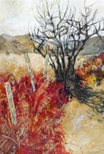 Signed Giclee Print 'Blackthorn'