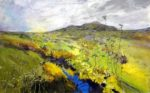 Print 'Sky Blue Brook'