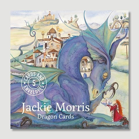 Jackie Morris Dragon Cards