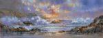 Oil & Acrylic Crashing Waves...